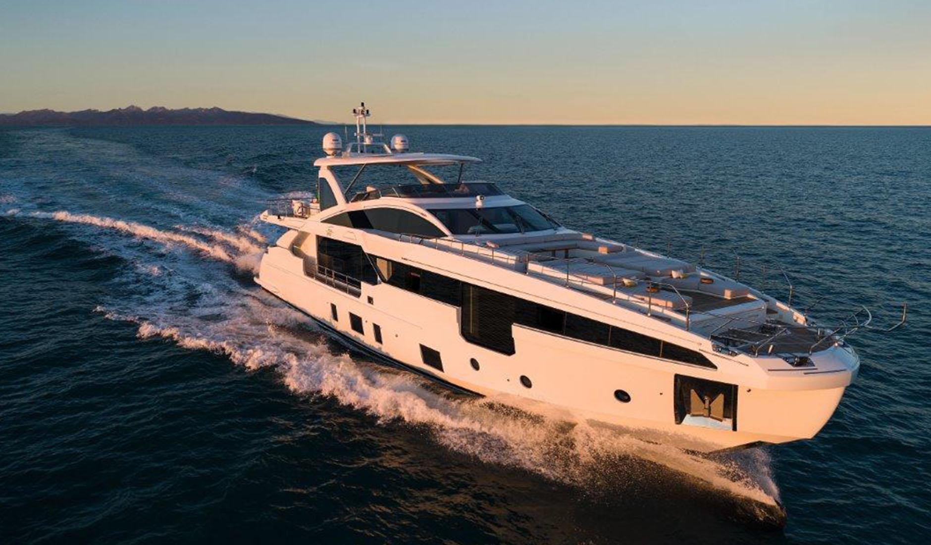 Buy yacht Azimut Grande 32