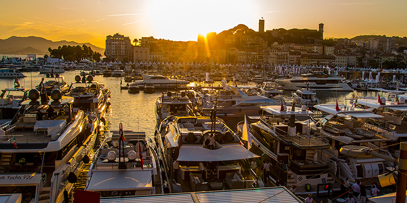 Record attendance at Cannes Yachting Festival 2021