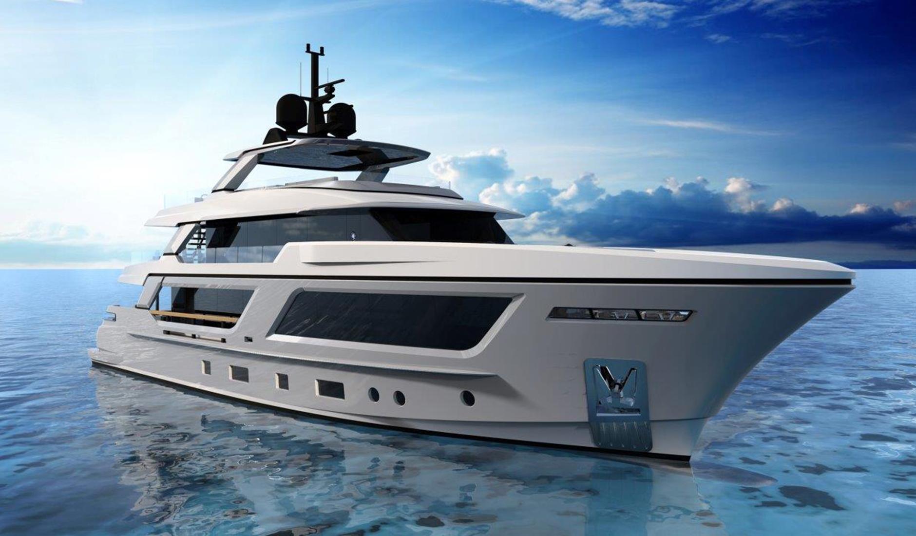 Buy yacht Cantiere delle Marche CDM RJ 115′