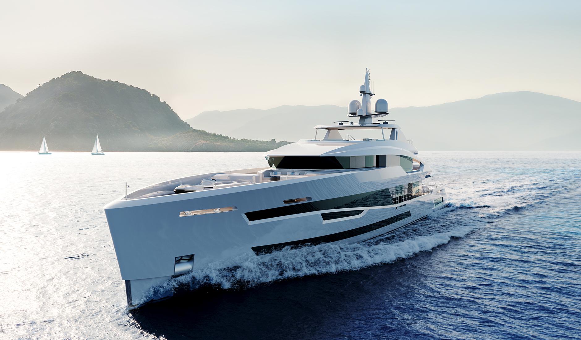 Купить яхту Heesen 57m