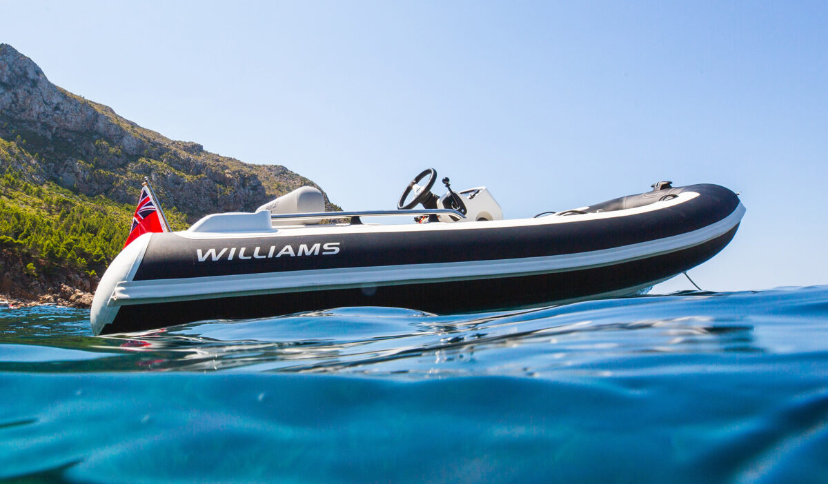 Williams Tender Sportjet 435