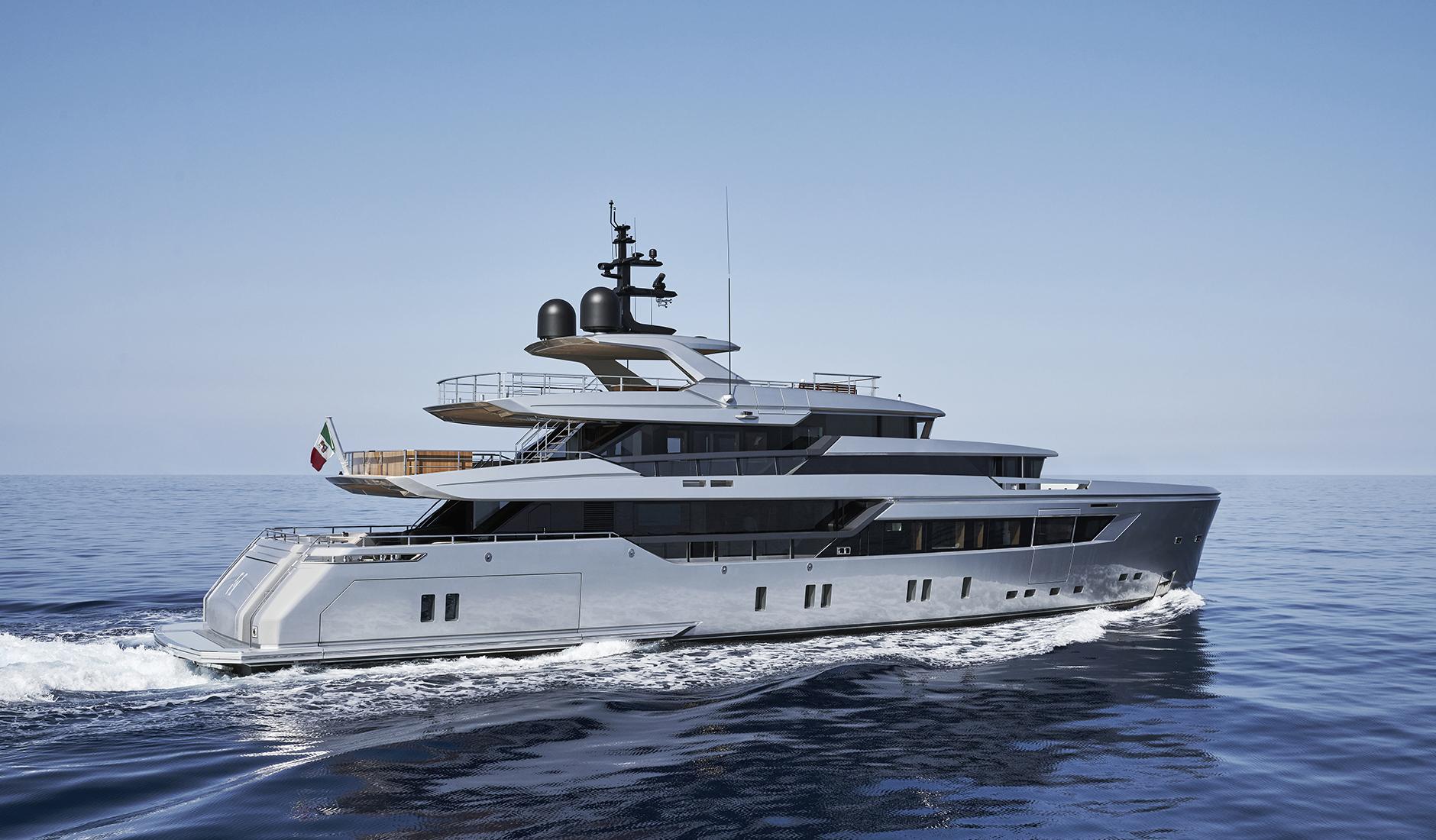 Купить яхту Sanlorenzo 44 Alloy