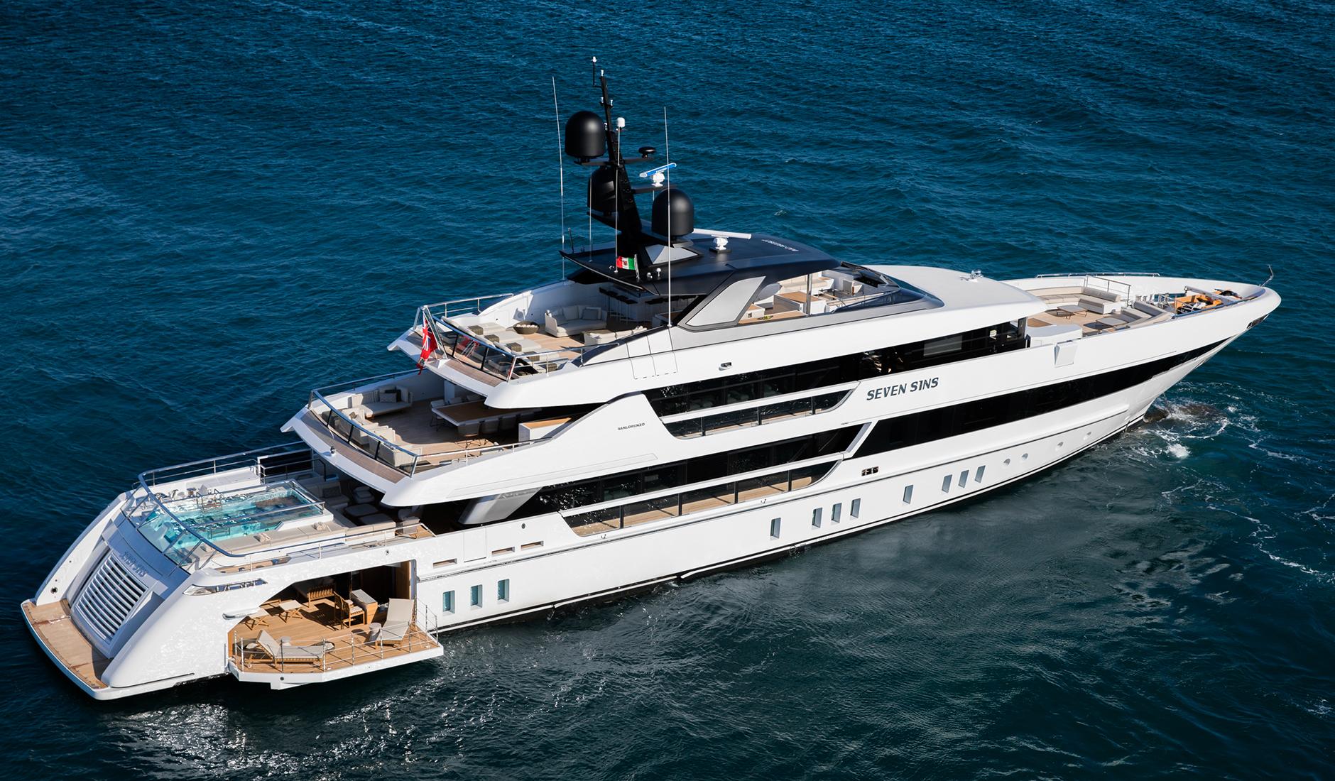 Buy yacht Sanlorenzo 52 Steel