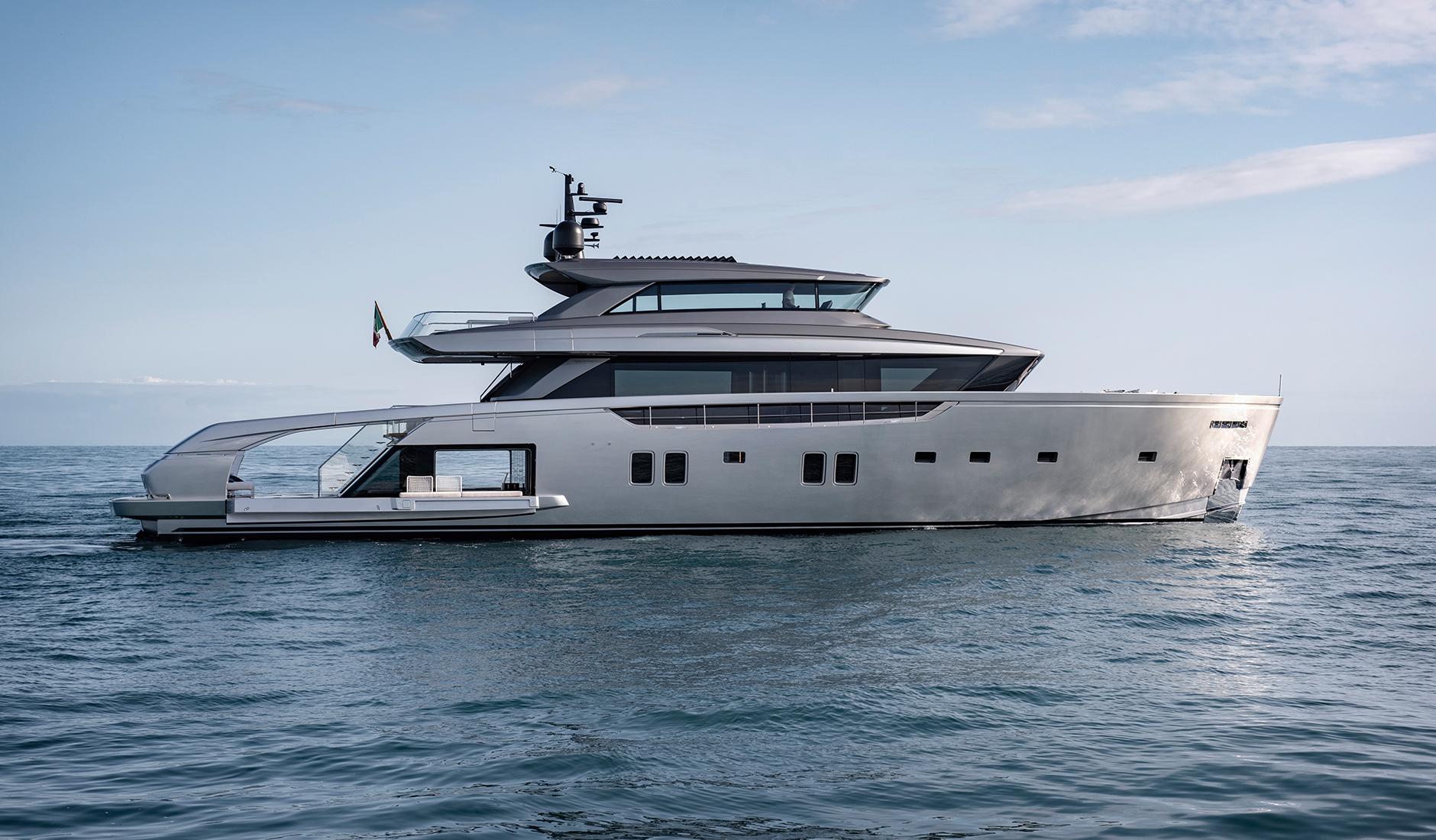 Buy yacht Sanlorenzo SX 112